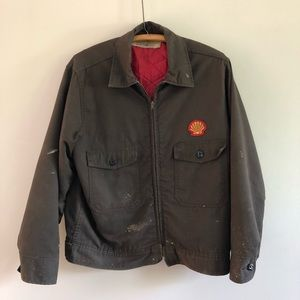 Vintage Shell Oil patch